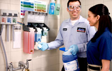 Tile Cleaning Service Commercial Kitchen Cleaning Cintas