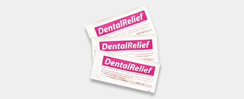 dental relief ointment