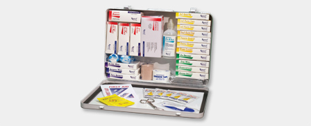 deluxe unit first aid kits