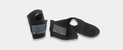 flexible wrist support