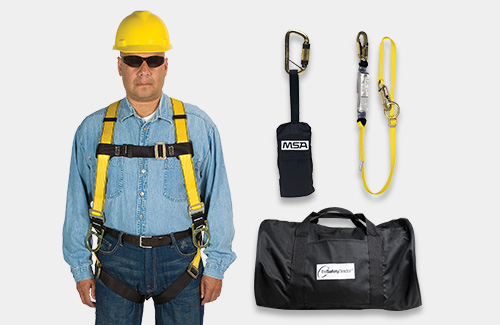 safety director all-inclusive fall protection kit