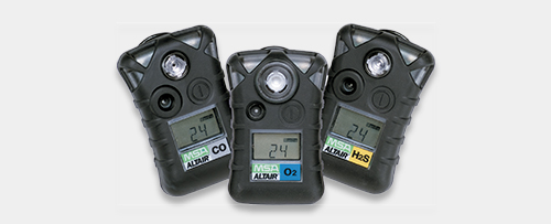 altair pro single gas detector