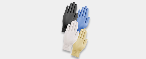 safety director disposable gloves