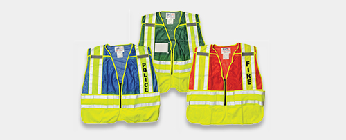 ANSI 207-2006 compliant vests