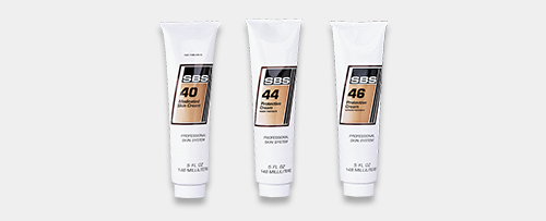 SBS 40 protective medicated skin cream