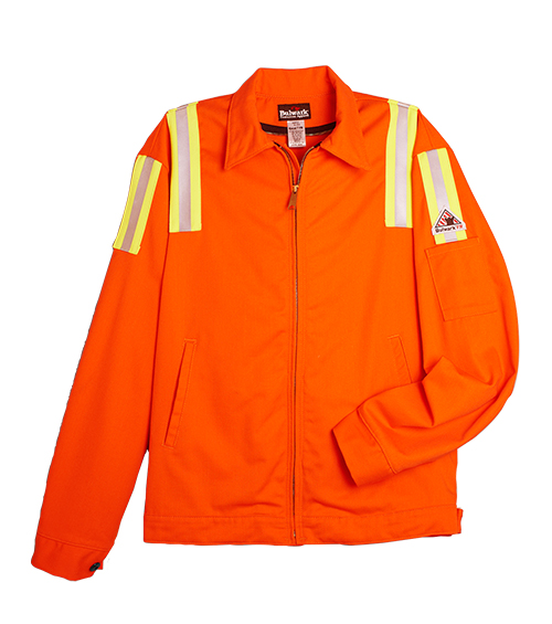 60079 Orange E-Vis 88/12 Jacket