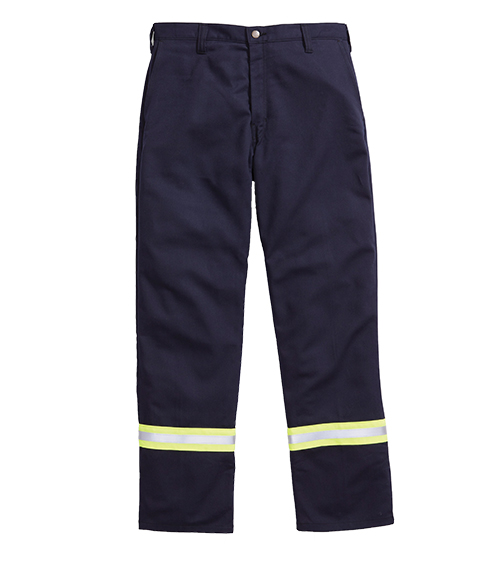 64303 88/12 pant with reflective trim