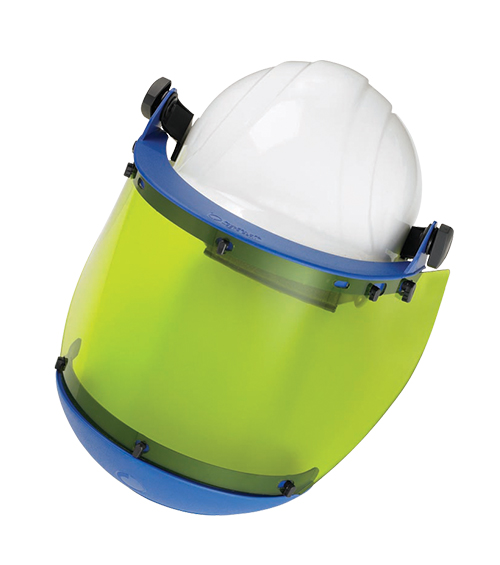 89512 Arc flash protective face shield