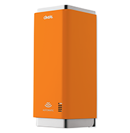 Orange Automatic Hand Soap Dispenser