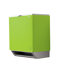 Lime Automatic Paper Towel Dispenser