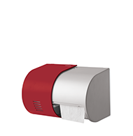 Red Toilet Paper