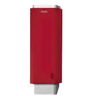 Red Hand Soap Dispenser