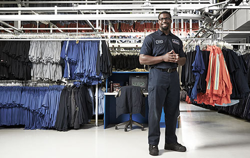 Work Uniforms Corporate Apparel Business Uniforms Cintas