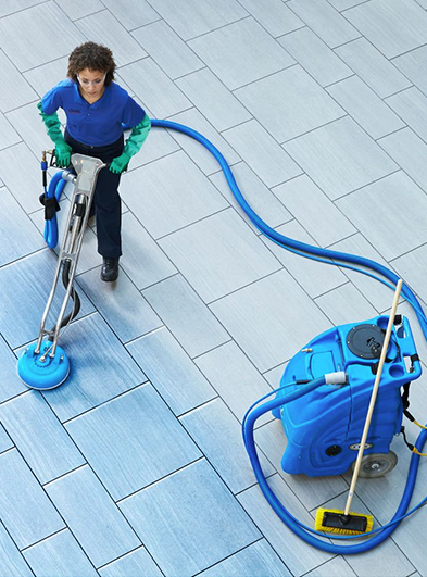 Tile & Carpet Cleaning