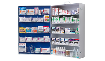 FIRST AID CABINETS