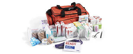 Large Mobile First Aid Bag