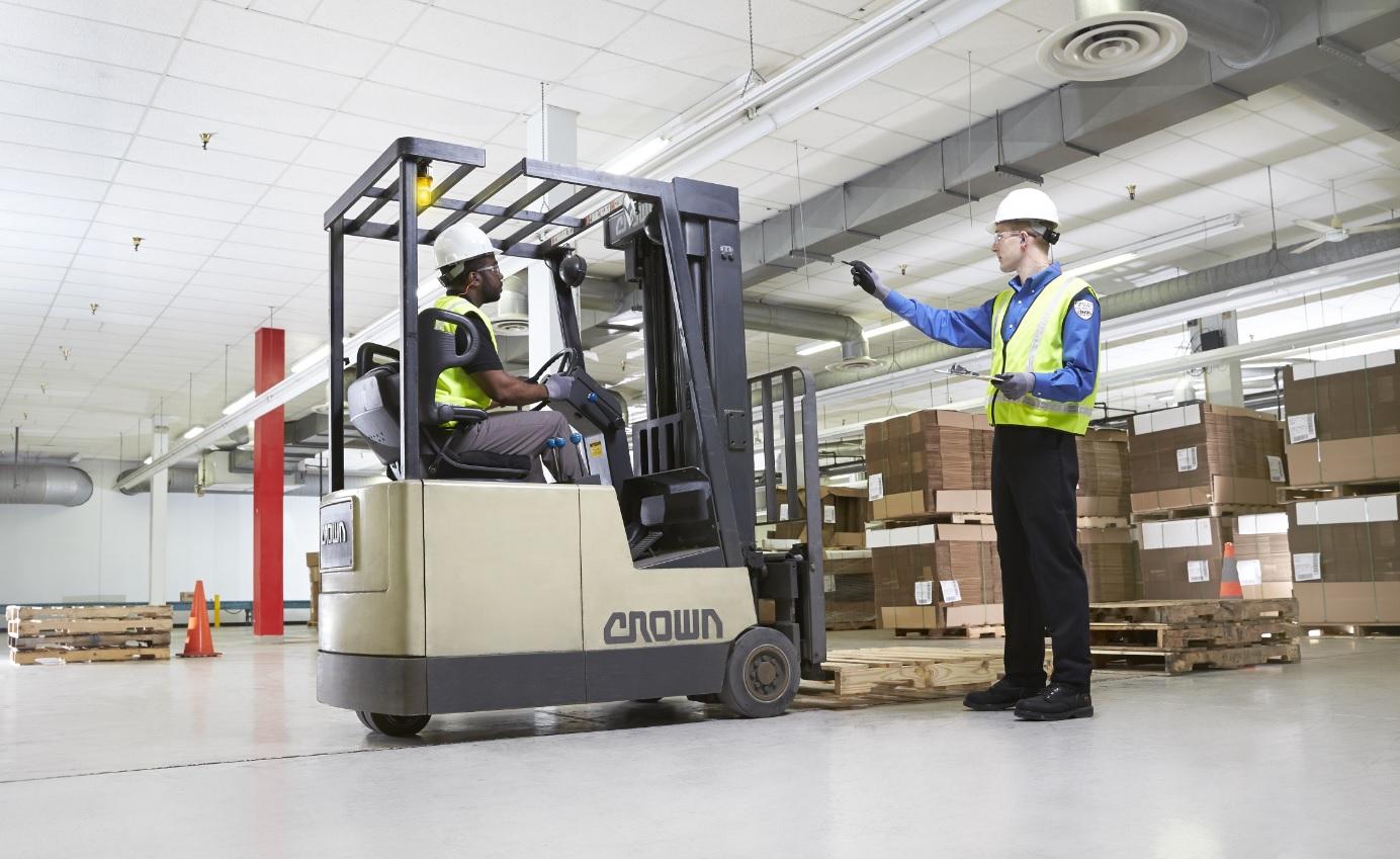 Osha Forklift Safety Online Training Certification Cintas