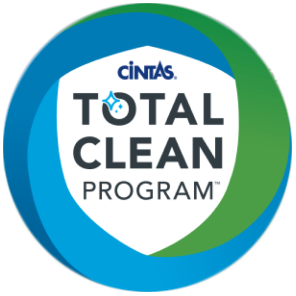 Cintas Total Clean Program logo