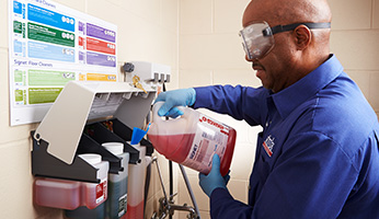 cleaning chemical service