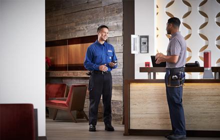 Fire Alarm Testing & Fire Alarm Inspection | Cintas