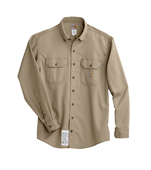 294 Carhartt 88/12 long sleeve shirt