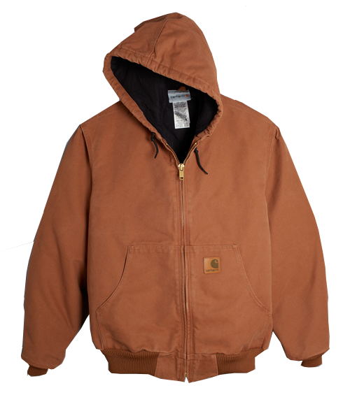 376 Carhartt Jacket (Brown)