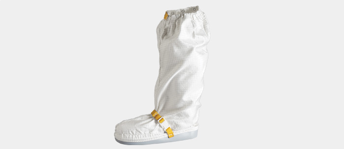 Cleanroom boots