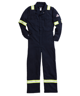 Tecasafe™ Plus Enhanced Visibility Coverall